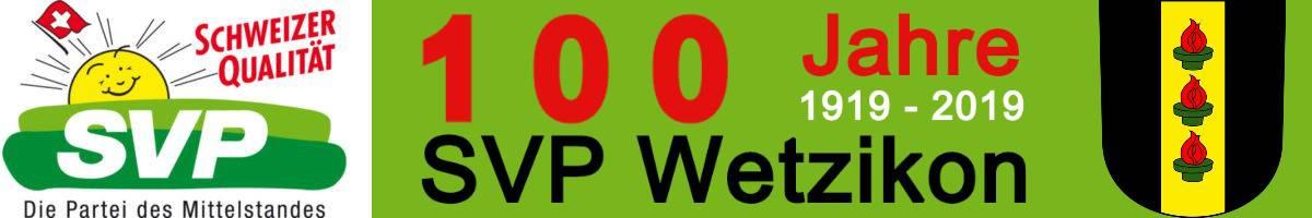 SVP Wetzikon Logo